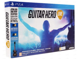 Guitar Hero Live Bundle напрокат PS4