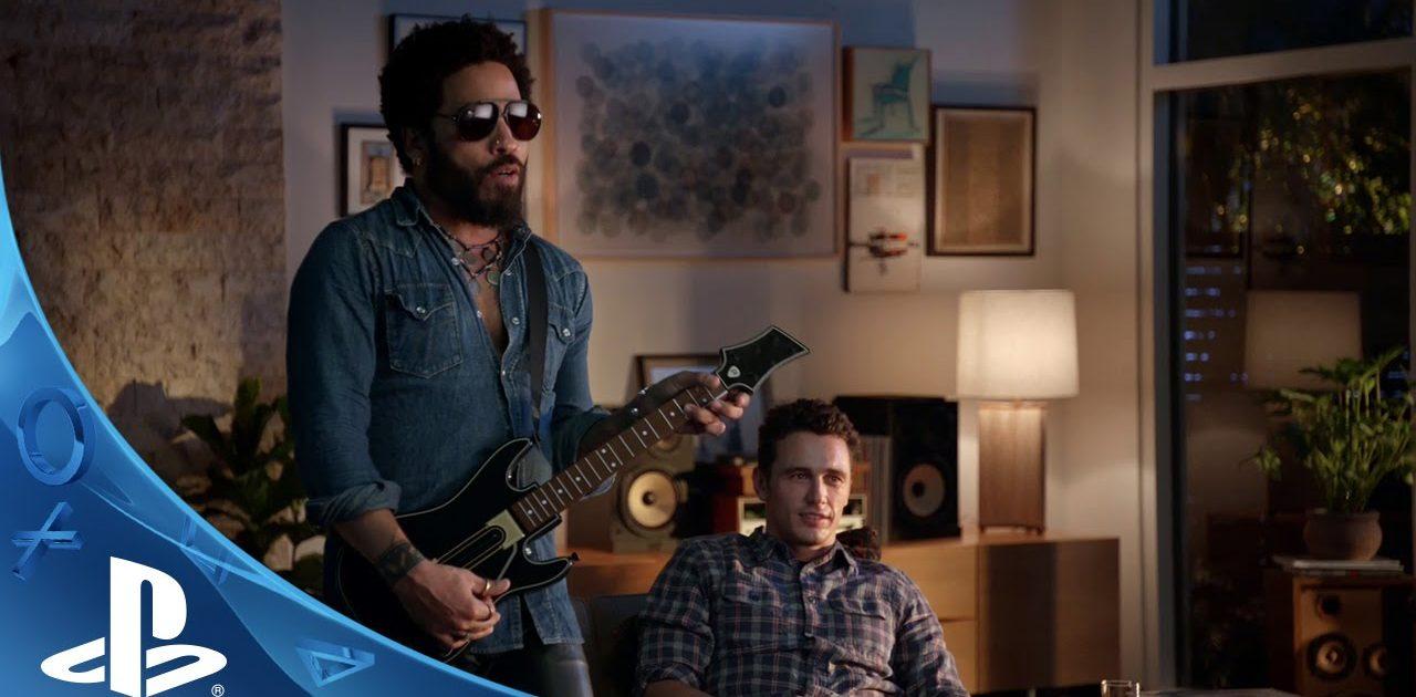 Guitar Hero Live пс4 прокат