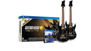 Прокат Guitar Hero Live с гитарой в Минске