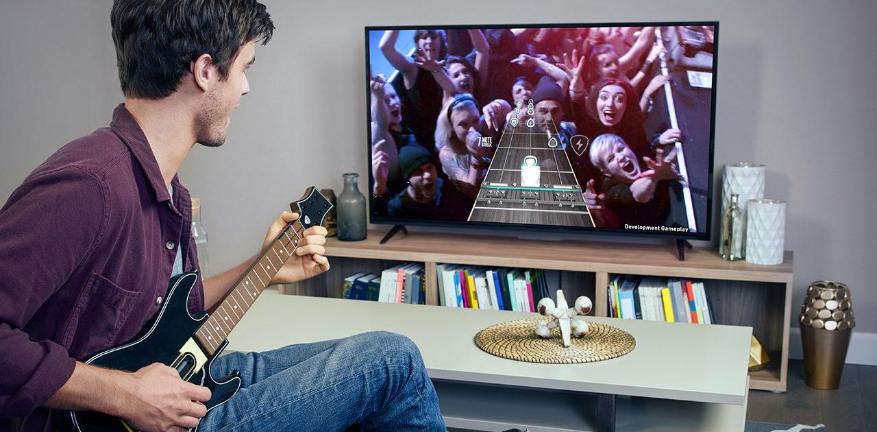 аренда гитар хиро ps4 с гитарой
