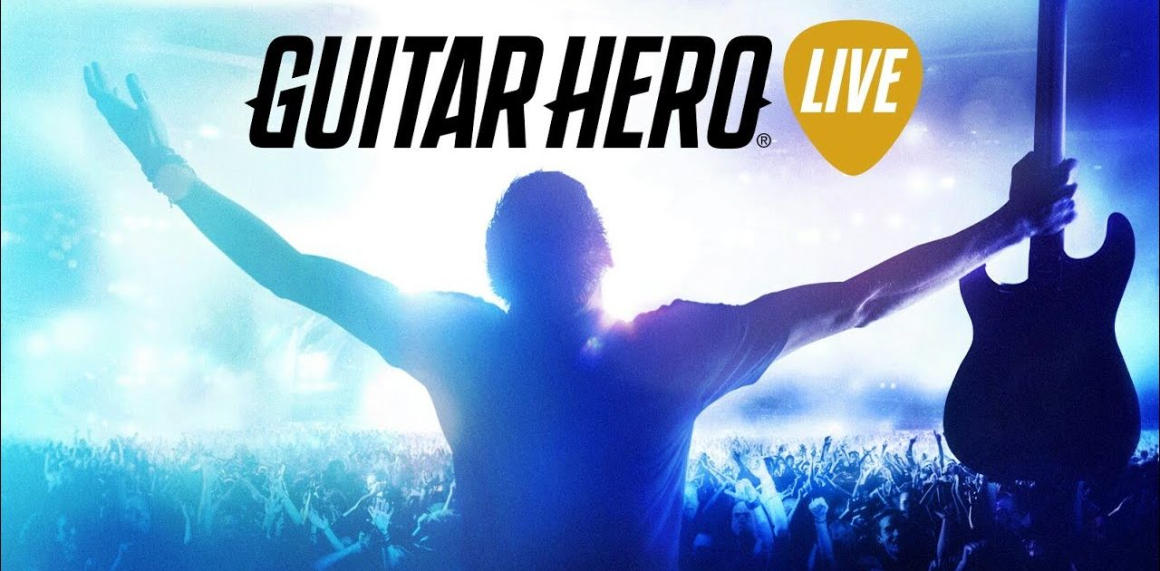 Прокат Guitar Hero Live PS4